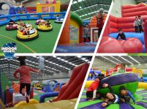 Space Jump Inflatable Party ($180 for 10 children) Springvale South Play School Holiday Activities _small