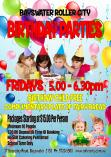 Birthday Party Special Bayswater Roller Skating Rinks _small