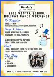 Winter School Holiday Dance Workshop 2019 North Rocks Ballet Dancing Classes & Lessons _small