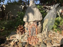 TINY HOUSES October Holidays Clay Workshop Randwick Arts & Crafts School Holiday Activities 4