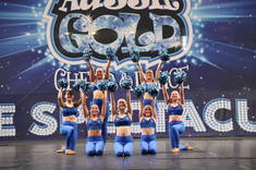 2019 ALL STAR CHEER & DANCE PLACEMENT DAY Seaford Cheerleading Classes & Lessons 3