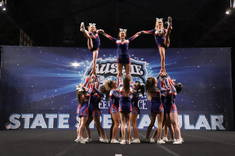 2019 ALL STAR CHEER & DANCE PLACEMENT DAY Seaford Cheerleading Classes & Lessons 2