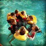 Reef Warriors in Bowen Pool Airlie Beach Swimming Classes & Lessons 1