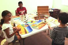 Children's Private Art Classes Berwick Art Classes & Lessons 3