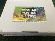 Plaster Paibting HIST YOUR OWN PARTY Pack Hamlyn Terrace Arts & Crafts School Holiday Activities 2 _small