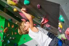 Half price entry every Thursday throughout October Greenfields Indoor Rock Climbing Classes & Lessons 4