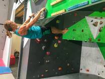 Half price entry every Thursday throughout October Greenfields Indoor Rock Climbing Classes & Lessons 3