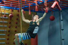Half price entry every Thursday throughout October Greenfields Indoor Rock Climbing Classes & Lessons 1