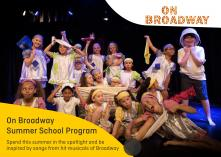 On Broadway Summer School Program Leumeah Singing Classes & Lessons _small