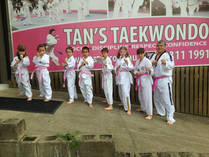 Pink Belt Week Coorparoo Taekwondo Classes & Lessons 4