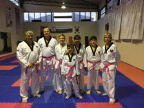 Pink Belt Week Coorparoo Taekwondo Classes & Lessons 3