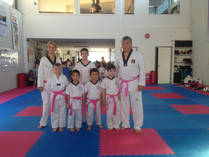 Pink Belt Week Coorparoo Taekwondo Classes & Lessons 2