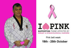 Pink Belt Week Coorparoo Taekwondo Classes & Lessons 1