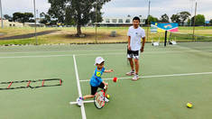 FREE TRIAL LESSON St Albans Tennis Coaches & Instructors _small