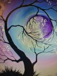 Paint Sip BYO Creative Fun Night Out Gladesville Art Schools 3 _small