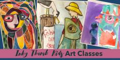 Inky Thumb - Kids Art Classes Point Cook Art Classes & Lessons _small