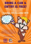 Free Entry at Chipmunks Punchbowl Party Venues 4