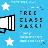 FREE CLASS PASS Narre Warren Cheerleading Classes & Lessons _small
