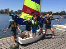 Experience Sailing this summer with 10% off introductory sessions Albert Park Sailing Schools 3 _small
