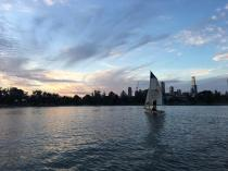 Experience Sailing this summer with 10% off introductory sessions Albert Park Sailing Schools 2 _small