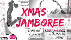 XMAS JAMboree Ryde BasketBall School Holiday Activities 4