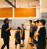 XMAS JAMboree Ryde BasketBall School Holiday Activities 3