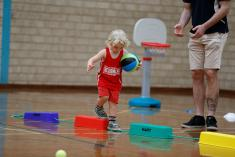 Spiderlings - Basketball for 2 to 5 Year Olds East Victoria Park Basketball Coaches & Instructors 3 _small