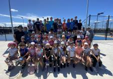 BAYSIDE HOLIDAY TENNIS CLINIC OFFER Williamstown Tennis Coaches & Instructors _small