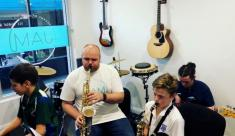 JAZZ Jam with Nic Jeffries -  just 10 spots left! Frenchs Forest Other Music Classes & Lessons _small