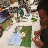 Art Classes for young , youth  including H.S.C. Art North Parramatta Drawing 4 _small