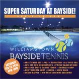 SUPER SATURDAY AT BAYSIDE!! Williamstown Tennis Centres _small