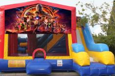 Nightquarter Helensvale Market Pacific Pines Jumping Castles 4 _small
