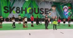 Sk8house Term-time Schedule Carrum Downs Roller Skating Rinks _small