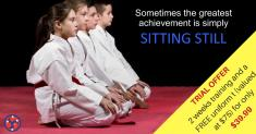 BALLARAT MUMS & DADS! - EXPLODE Your Child's CONFIDENCE Sebastopol Karate Classes & Lessons _small