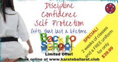 BALLARAT MUMS & DADS! - EXPLODE Your Child's CONFIDENCE Sebastopol Karate Classes & Lessons 2 _small
