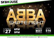 Sk8house ABBA Skate Night Carrum Downs Roller Skating Rinks _small