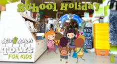 Mini Maker Tours for Kids! Woolloongabba Educational School Holiday Activities _small