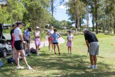 """""""LADIES GET GOLF READY"""" - Term 3 2021 Brookwater Golf Classes & Lessons _small"""