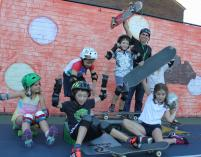Term 1 2019 Skateboarding Lessons - Active Kids Vouchers Accepted! Bondi Beach Skate Boarding Coaches & Instructors _small