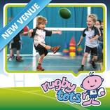 Rugbytots Melbourne Toorak Toddler Sports 4