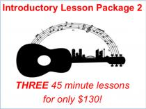 3 x 45 minute lessons for only $130! Artarmon Guitar Classes & Lessons _small