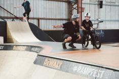 First Timers Learn to Ride / Skate / Scoot Pass Braybrook Skateboard Parks 3 _small