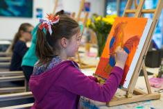 Kids After School Monday Painting-ONLINE Mornington Art Classes & Lessons 4 _small
