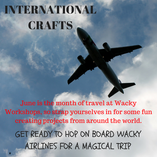 Wacky Workshops International Crafts Glenbrook Art Classes & Lessons 4