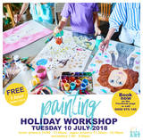 School Holiday Free Trial - 10 July Baldivis Art Classes & Lessons _small