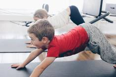 Kids Pilates Holiday Workshops North Wollongong Health & Fitness School Holiday Activities 4