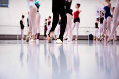 Adult Ballet & Jazz Classes Mosman Cheerleading Classes & Lessons 4