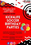 Kick4Life Birthday Parties! Rowville Health & Wellbeing _small