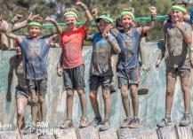 Raw Challenge mud/obstacle parties Doyalson Outdoor & Adventure School Holiday Activities 3 _small