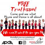 FREE Trial Class Shellharbour Physical Culture (Physie) Classes & Lessons _small